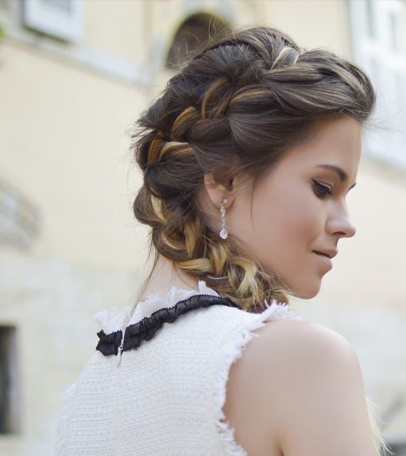 peluqueria para novias
