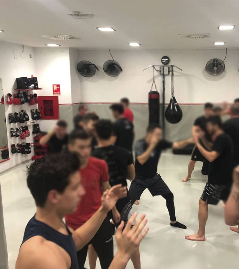 clases de autodefensa