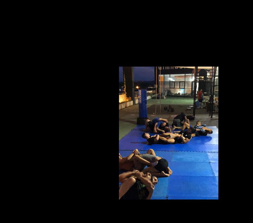 nuestras instalaciones en eliana gimnasio corporea