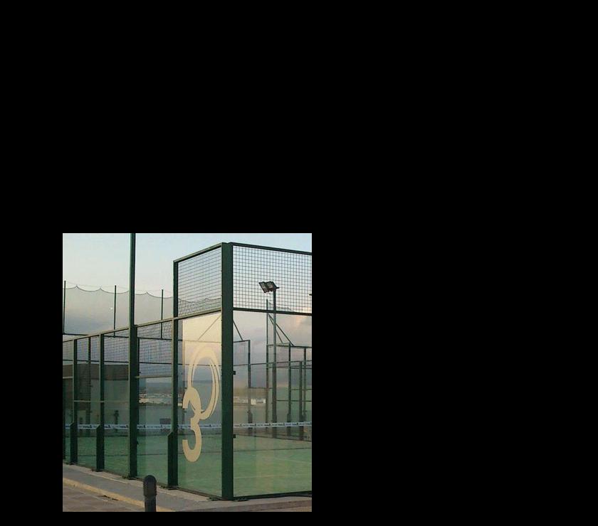 nuestras instalaciones en gimnasio corporea eliana